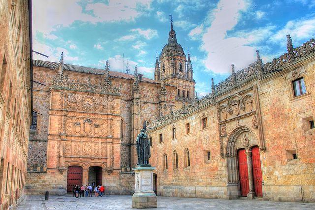 Estudiar en Salamanca