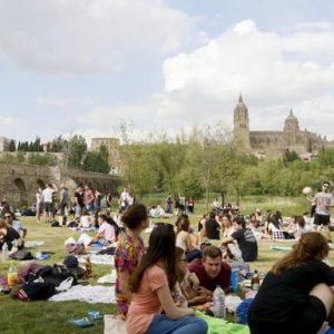 Lunes de Aguas Salamanca