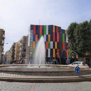 Barrio del Oeste en Salamanca