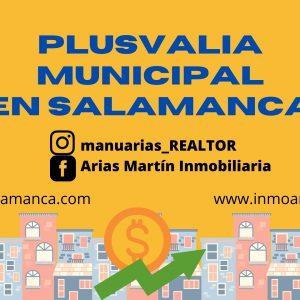 Plusvalía Salamanca