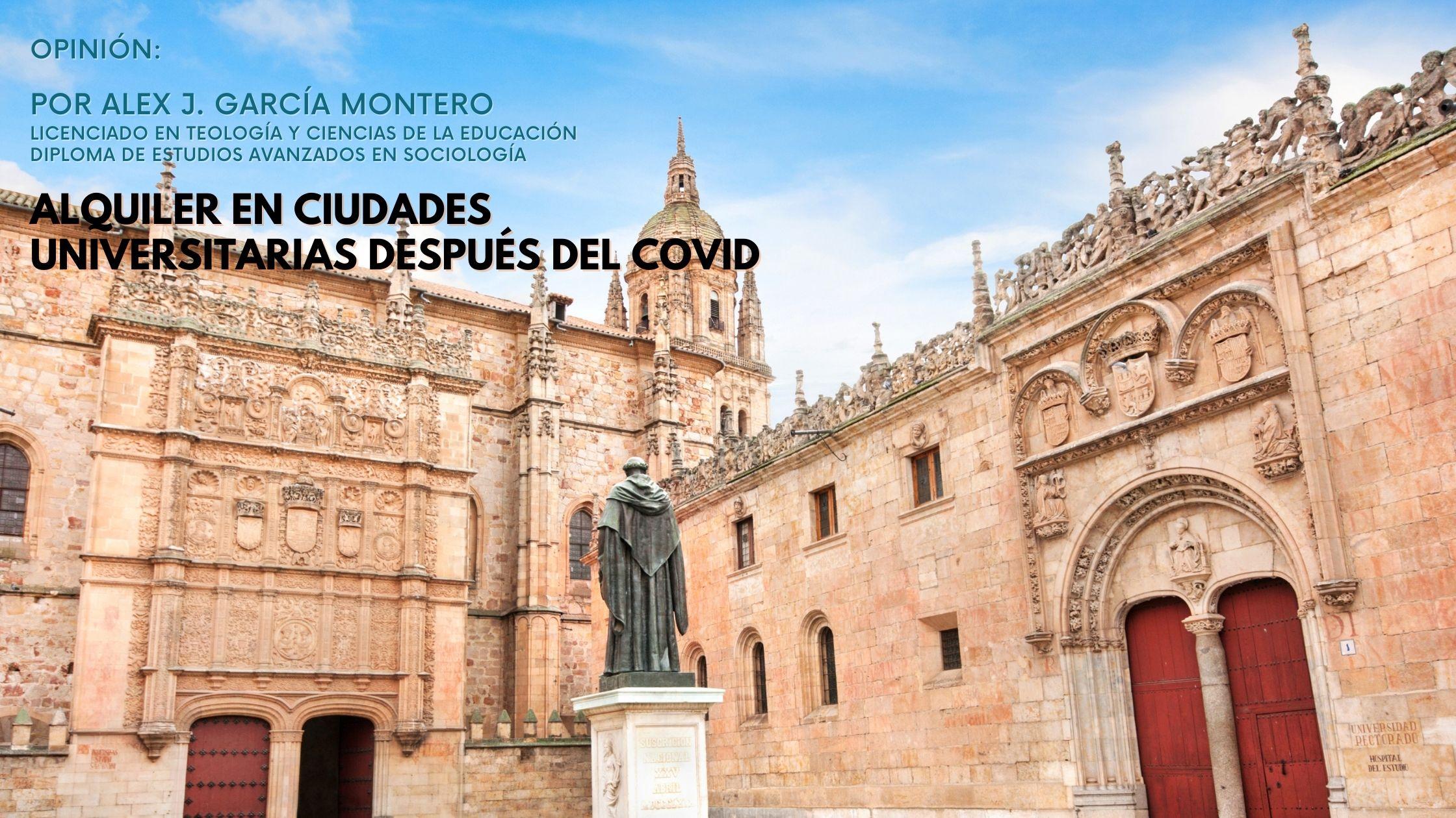Alquiler en Salamanca después del Covid